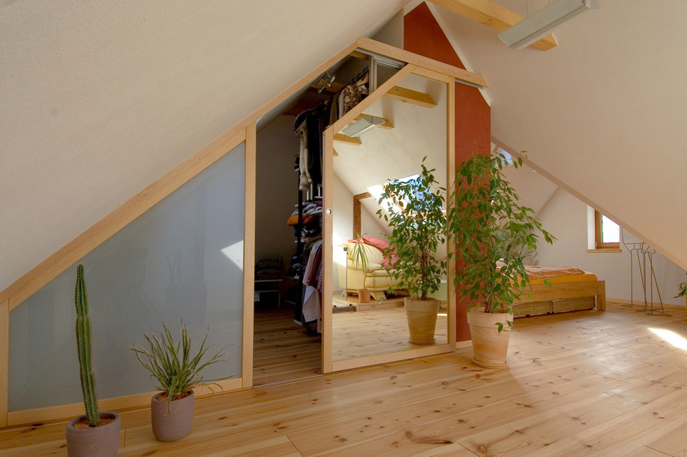 haeger schrank ³ - Dachgeschoss und Dachschrägen