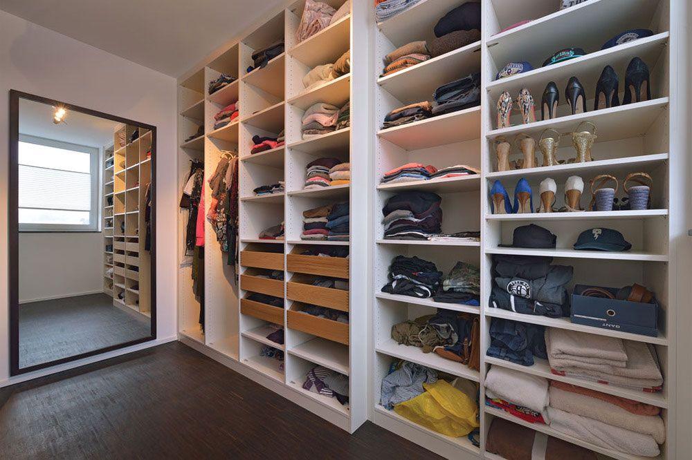 Begehbarer kleiderschrank frau schuhe  haeger schrank ³ - Begehbare Schränke und Ankleidezimmer
